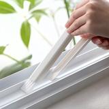 窗户窗槽凹槽清洁刷子门窗缝隙刷纱窗清洗工具带簸箕